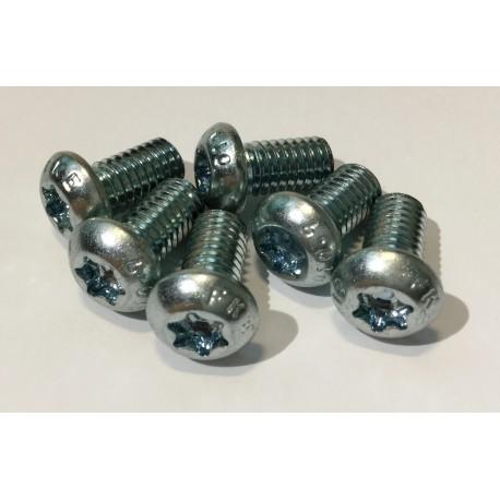 Set of M6x12 bolts