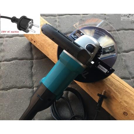 D220 PLR with lightweight grinder